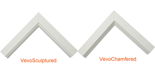 Vevo Window Frames
